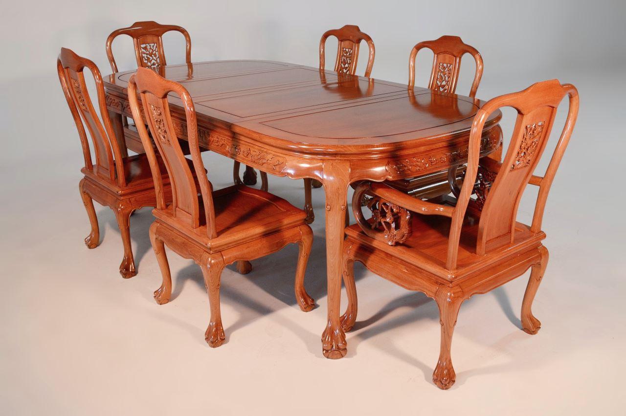 oriental dining room furniture. Flower And Bird Dining Set Oriental Room Furniture U